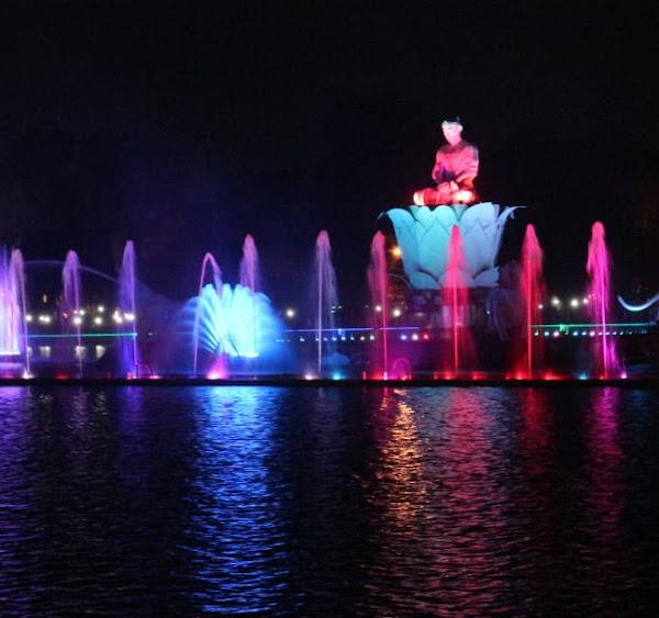 Taman Sri Baduga Situ Buleud Purwakarta