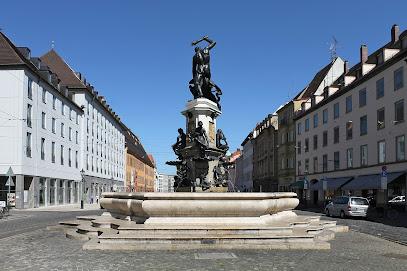 Hercules' Fountain