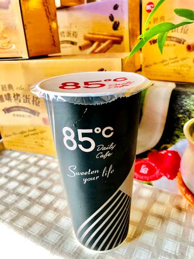 85度C咖啡蛋糕飲料麵包-雲林麥寮店