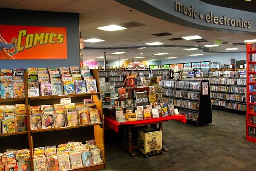 Book Store «Bookmans Phoenix Entertainment Exchange», reviews and photos, 8034 N 19th Ave, Phoenix, AZ 85021, USA
