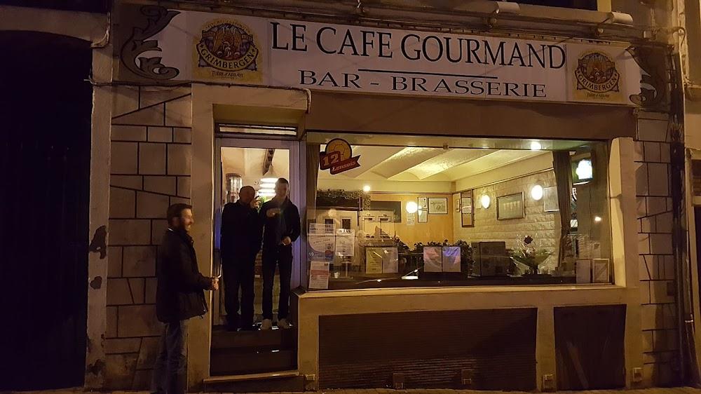 photo du resaurant Le Café Gourmand