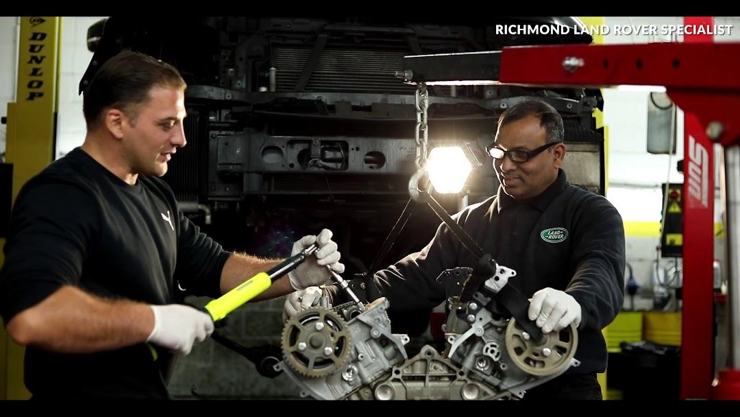 Richmond Land Rover