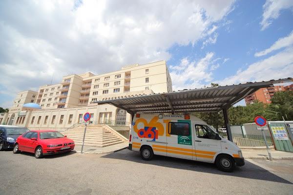 061 Almería Emergencias Sanitarias