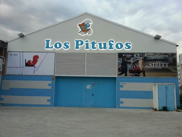 Los Pitufos Tienda De Bebes