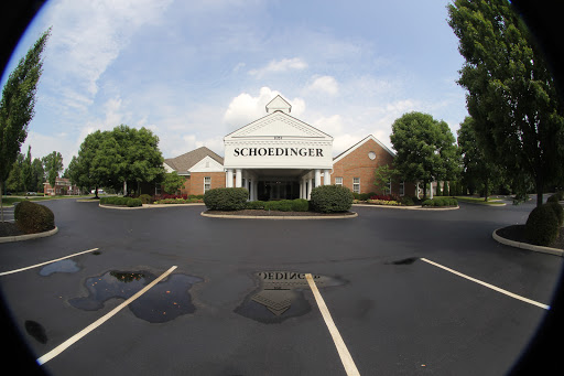 Funeral Home Schoedinger Funeral Home Reviews And Photos 1051 E