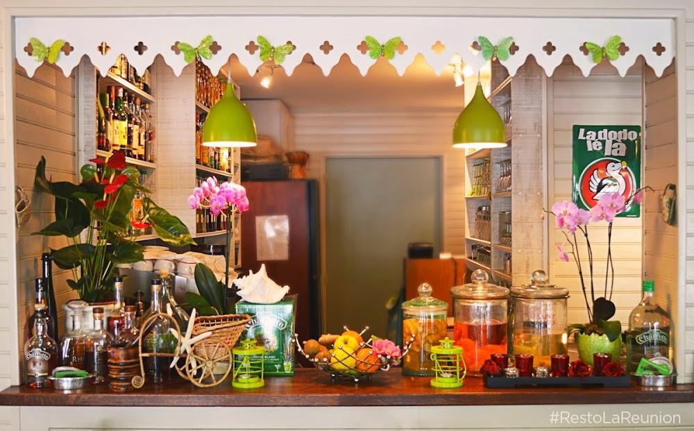 photo du resaurant Restaurant Île de la Réunion