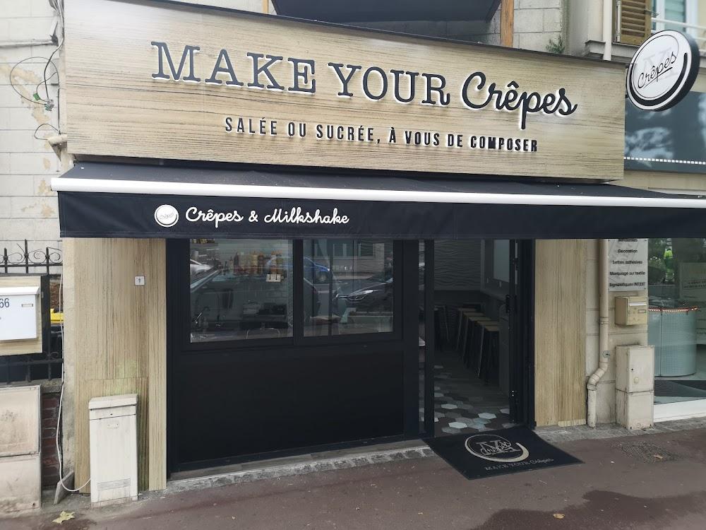 photo du resaurant Make Your Crêpes