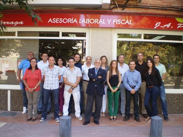 Parraga Y Jorquera Asesores SL