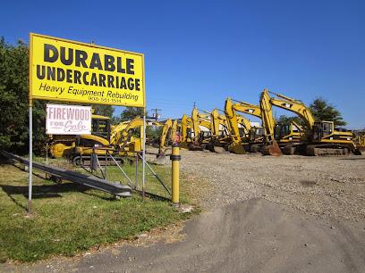 Construction equipment supplier Durable Undercarriage Inc