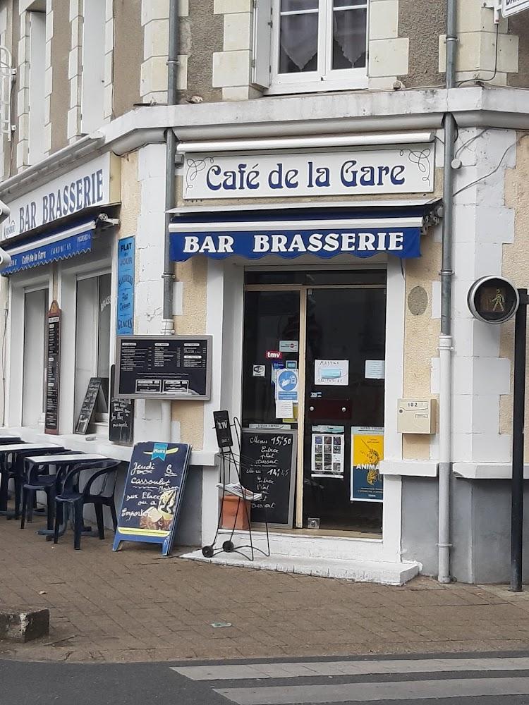 photo du resaurant Cafe de la Gare