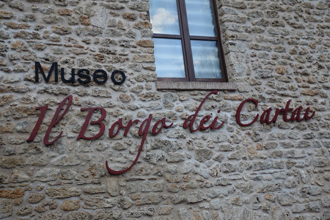 Museo - Il Borgo dei Cartai