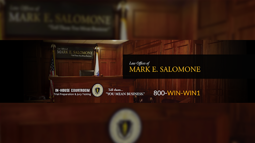 Law Offices of Mark E. Salomone, 545 Main St, Worcester, MA 01608, Personal Injury Attorney