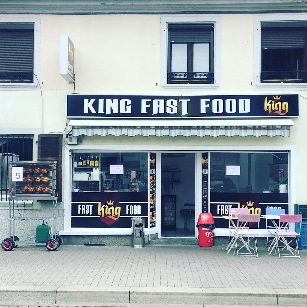 photo du resaurant King Fast Food
