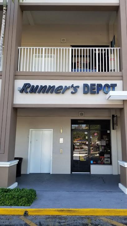 Sporting goods store Runner's Depot, Ft Lauderdale