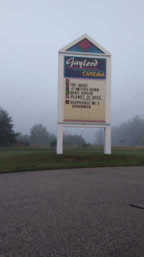 Movie Theater «Gaylord Cinema West», reviews and photos, 1775 W M 32, Gaylord, MI 49735, USA