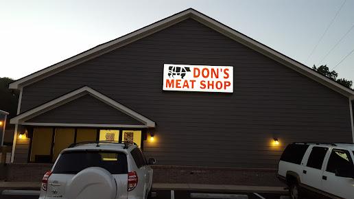 Don's Meat Shop - Butcher