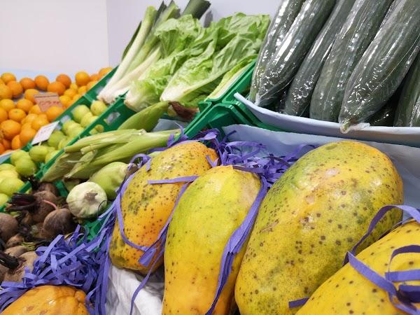 El Morenito - Frutas y Verduras