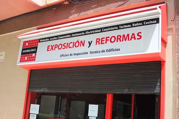 Exposición y Reformas DOSMILONCE