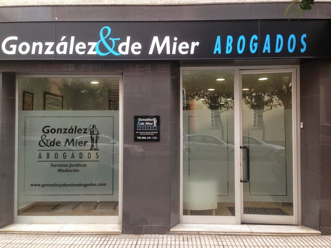 González & de Mier, Abogados