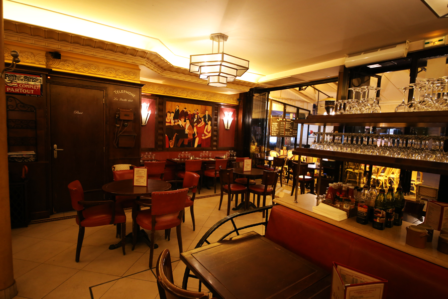photo du resaurant Café le Piquet
