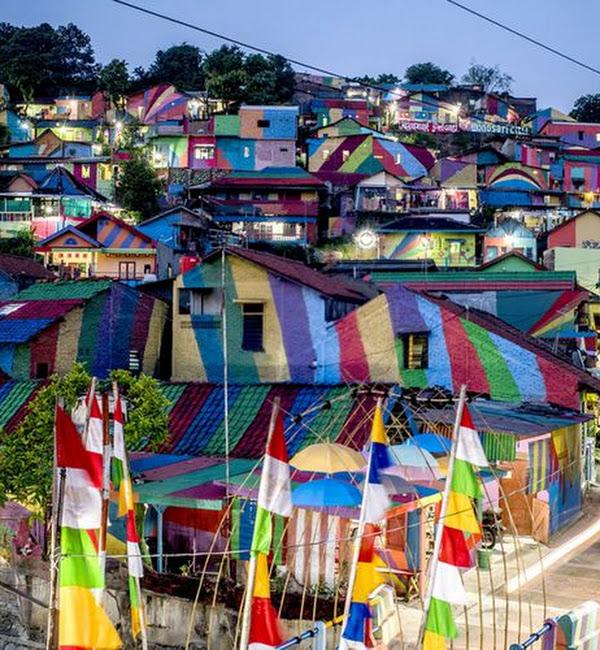 Kampung Pelangi Semarang