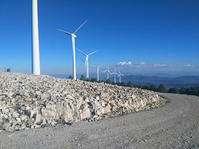 eólico sierra del trigo Park