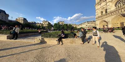 Cathédrale Notre Dame, 75004 Paris, France