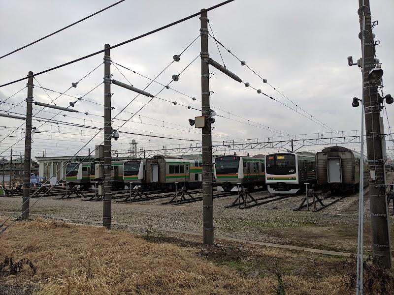 東日本旅客鉄道 小山車両センター