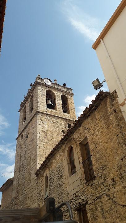 Església de l'Assumpció de Catí