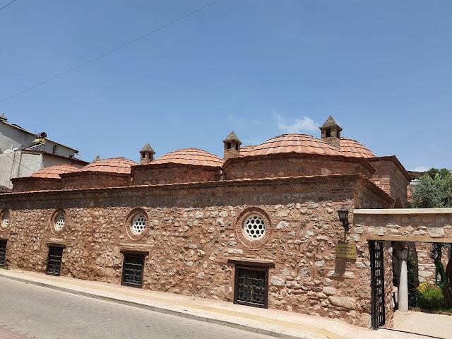 Süleyman Paşa Medresesi̇