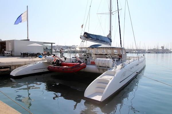 Alicante Catamaran Aventurero