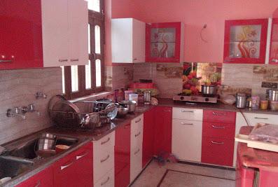 Asha Modular KitchenSultan Pur Majra