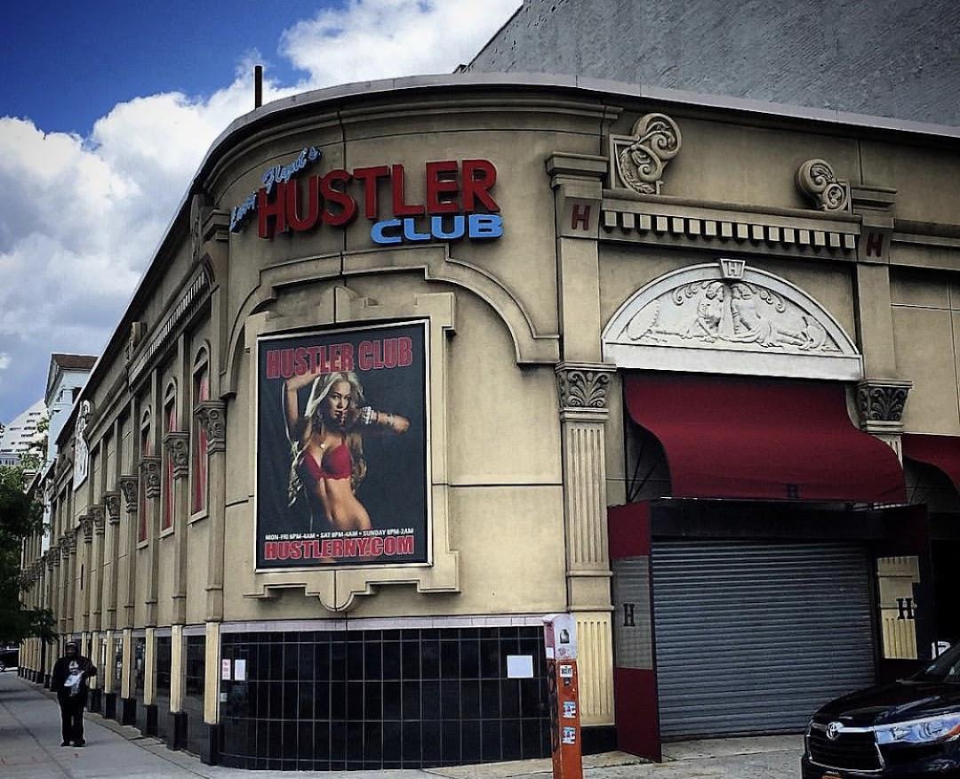 Larry Flynts Hustler Club - New York Strip Club