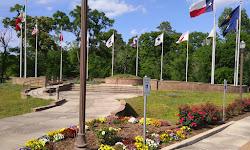 The Lone Star Monument & Historical Flag Park