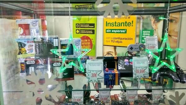 PCBOX Zaragoza Paseo María Agustín