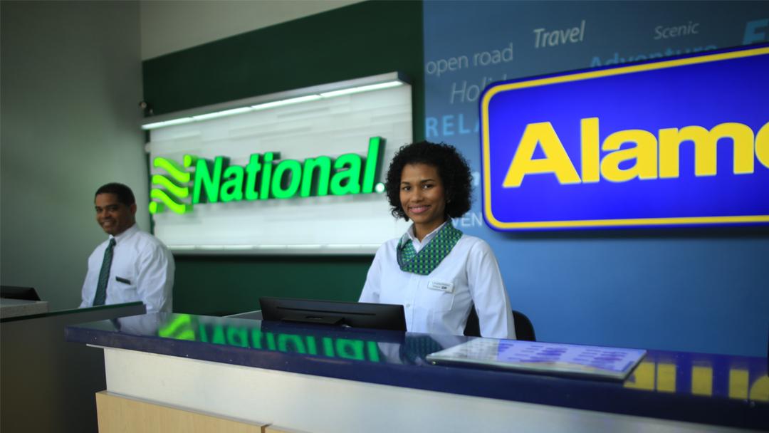 National Car Rental & Alamo Rent A Car