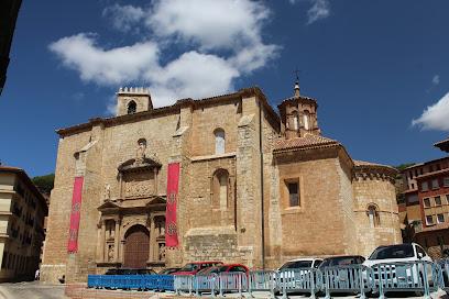 Basilica Parroquial de Santa María de los Sagrados Corporales