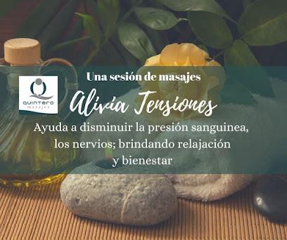 imagen de masajista Quintero masajes