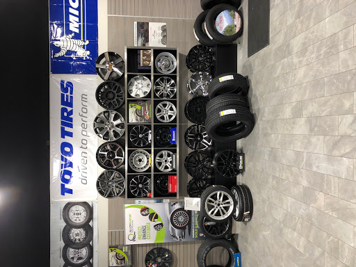 Magasin de pneus National Tire Sales & Services à Mississauga (ON) | AutoDir