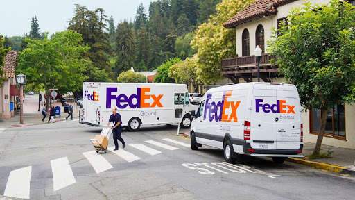 Mailing Service «FedEx Ground», reviews and photos, 526 East 1750 North, Vineyard, UT 84057, USA