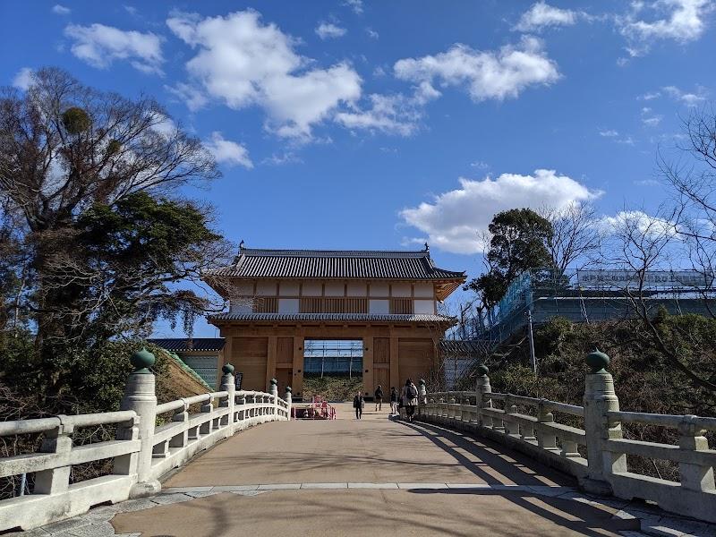 水戸城 二の丸大手門