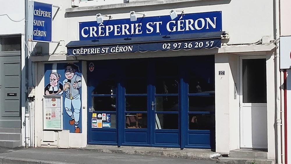 photo du resaurant Crêperie Saint-Géron