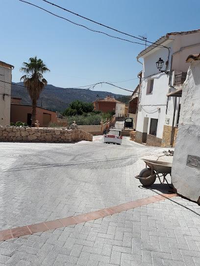 Mancomunidad de Municipios Rincón de Ademuz