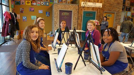The Paint Cellar  sc 1 th 168 & Art Center «The Paint Cellar» reviews and photos 720 Adams St ...