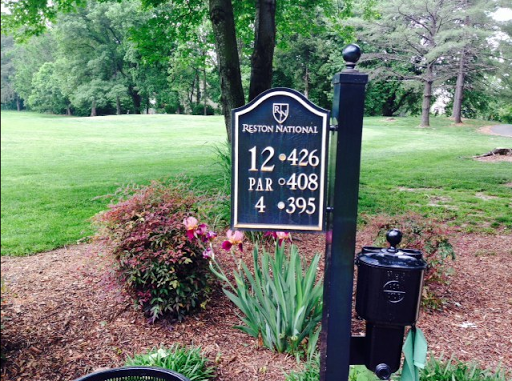 Golf Course «Reston National Golf Course», reviews and photos, 11875 Sunrise Valley Dr, Reston, VA 20191, USA