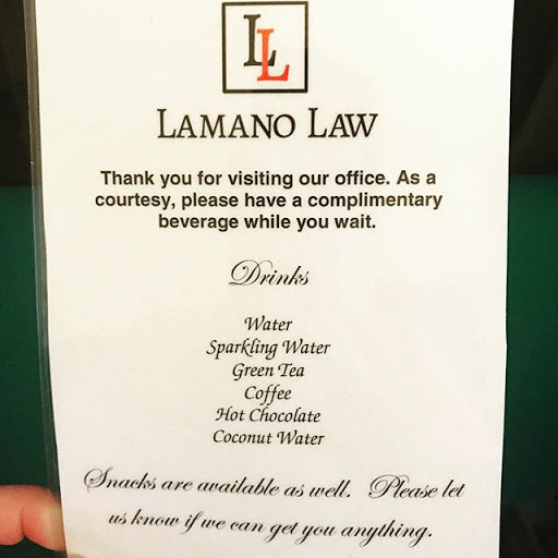 Criminal Justice Attorney «Lamano Law: Oakland DUI Lawyer», reviews and photos
