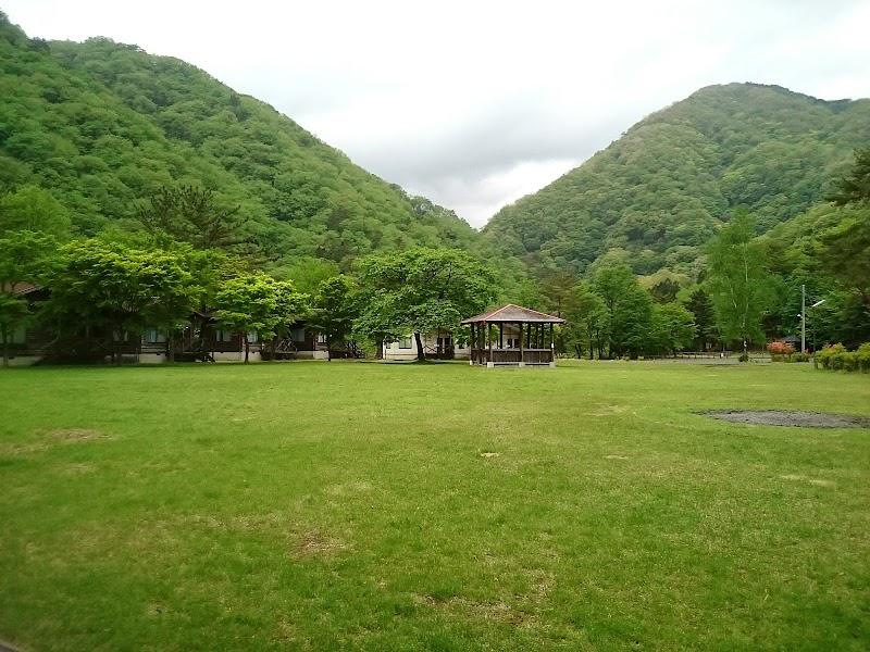 銀山 平 キャンプ 場