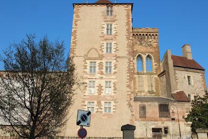 Château des Ducs de Bourbon, Mal Coiffée, Maison d'arrêt de justice et de correction
