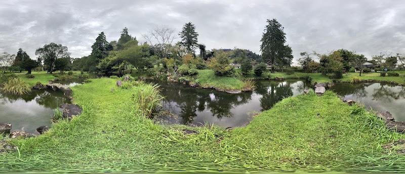 人吉城御館(みたち)跡庭園