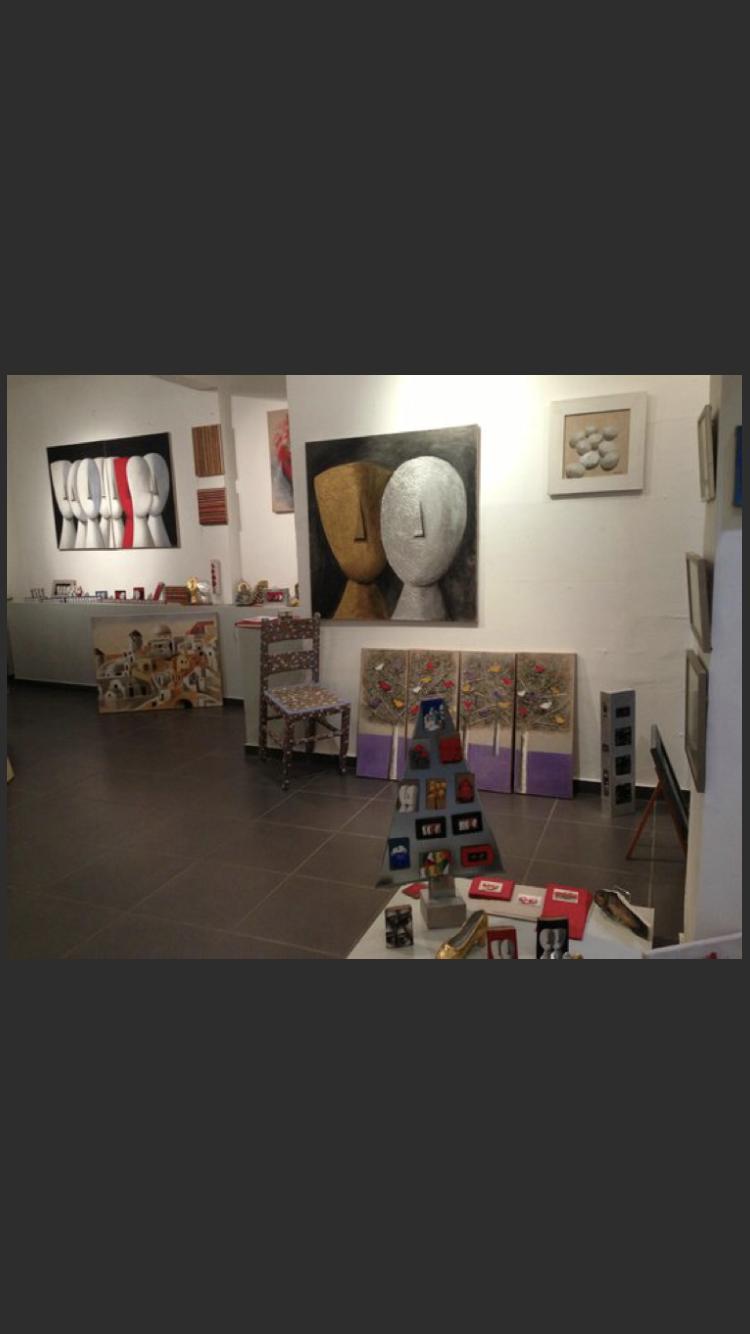 Ioannidou Art GalleryΓκαλερ Ιωαννδου